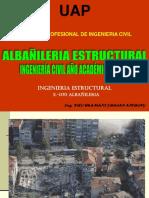 1) CONSTRUCCIONES DE ALBAÑILERIA