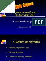 Primitivo Reyes - BB ASQ (2007) - 04 Gestión de Proyectos