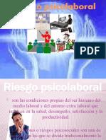 RIESGO SPICOLABORAL