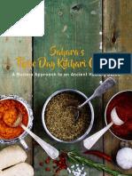 10. Kitchari Cleanse by Sahara Rose