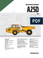 Articulado A25D 4x4