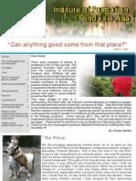 IFFAsia Newsletter Jan2011