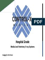 Control-X Company Profile  presentation for Distributors 1-26