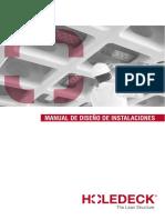 05_HOLEDECK_Diseño instalaciones 2017_ES.pdf
