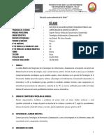 SILABO DE TICs