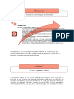 Direito Administrativo - ILB - Módulo III