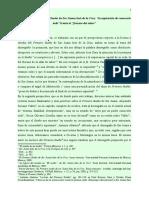 Desengaño de Sor Juana - Barroco - Protocolo 1