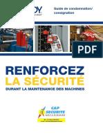 renforcer la sécurité pendant la maintenance