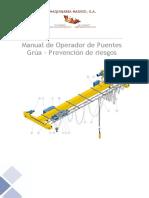 Manual Puente Grua COMPLETO