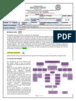 Guia de aprendizaje Aparatos reproductores masc y fem - C. Naturales - Octavo - Sem 13-14