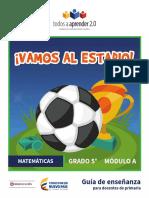 Matematicas Grado 5 Modulo A Docentes.pdf