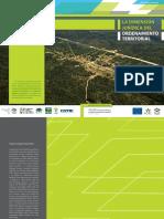 La Dimension Jurídica del Ordenamiento Territorial - Experiencia Bolivia