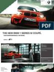 1series M Coupe Catalogue
