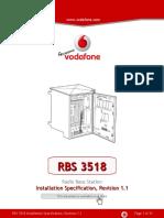 RBS 3518  SITE K0040