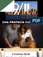 UNA PROFECIA CUMPLIDA - Oliver Coronado (Perú)