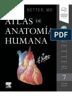 Netter. Atlas de anatomía humana (7ma edición)