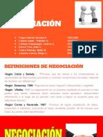 NEGOCIACION (Teoría - PPT
