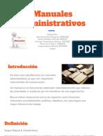 Manuales Administrativos ( Práctica - PPT)