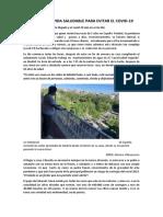 EDUARDO- Crónica de Pandemia.
