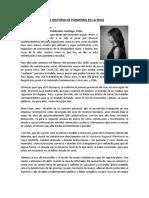 Cronica a Chile Marco Garcés