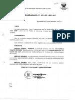 R.A. N°0012-2011-MDT-ALC; NOMBRAR A LA SRA. LIDA MARIELA CAMPOS IZAGUIRRE COMO AGENTE MUNICIPAL DEL CASERÍO SAN JOSÉ