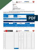 °Formato 1 - IE 86030 NJP -  Primaria