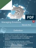 Emotional Control(1)