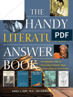 The Handy Literature Answer Book - Daniel S. Burt.epub