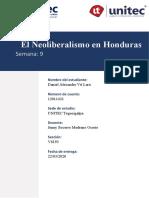 Tarea9.1 neoliberalismo en honduras