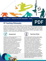 pe newsletter final submission