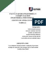 Tarea 2, SCM - Gestión de Operaciones.docx