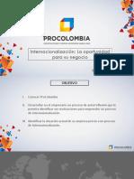 memorias-Internacionalizacion, La oportunidad para su negocio.pdf