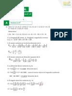 Algebra lineal vectores en R2