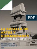 La Batalla de Artes y Humanidades.pdf