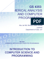 GS 4353 Numerical Analysis and Computer Programming-2.pptx