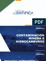 ppt impactos ambientales y sociales  de la minería en el Perú sem 4