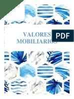 VALORES MOBILIARIOS Monografia (1) (2)-Convertido
