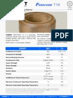 tenmat-feroform-t14-datasheet
