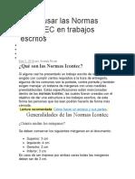 Cómo usar las Normas ICONTEC en trabajos escritos.docx