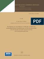 [Forschungsberichte des Landes Nordrhein-Westfalen] Werner Wilhelm - Die Wirkung von Auspuffrohren mit Blenden am Rohrende sowie diffusorartiger Auspuffleitungen auf den Ladungswechsel einer Einzylinder-Zweitakt-Ve