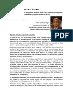 MOVILIZACIONES DEL 4 Y 11 DE JUNIO PAZ