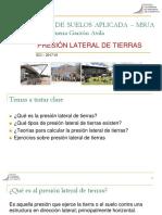 06. Presion lateral de tierras
