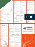 Carta-Menu-GourmetGourmet