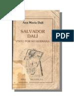 Dali Ana Maria - Salvador Dali Visto Por Su Hermana