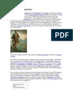 Conquista y fundación de Bogotá
