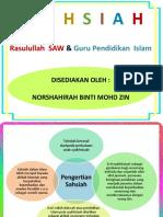 PEMBENTANGAN PIMK3163