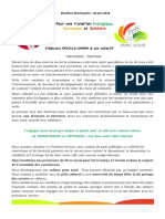 MUNICIPALES 2020 - TRETS Tract 2etour Fayolle 4juin2020