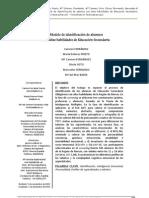 Modelo de identificación alumnos aacc en ESO_Ferrándi_Prieto y cols.