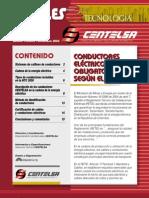 Centelsa - Conductores electricos