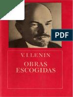 LENIN, Vladimir. Obras Escogidas, Tomo 09.pdf